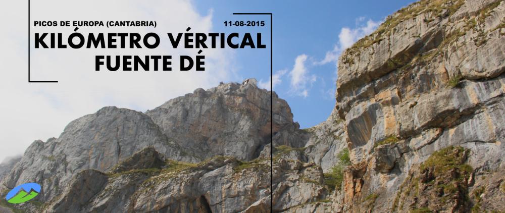kilometro vertical Fuente Dé